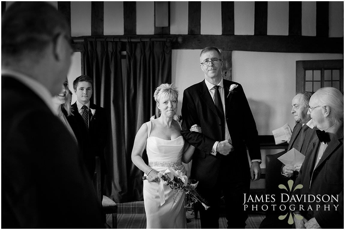 The Swan at Lavenham wedding photos