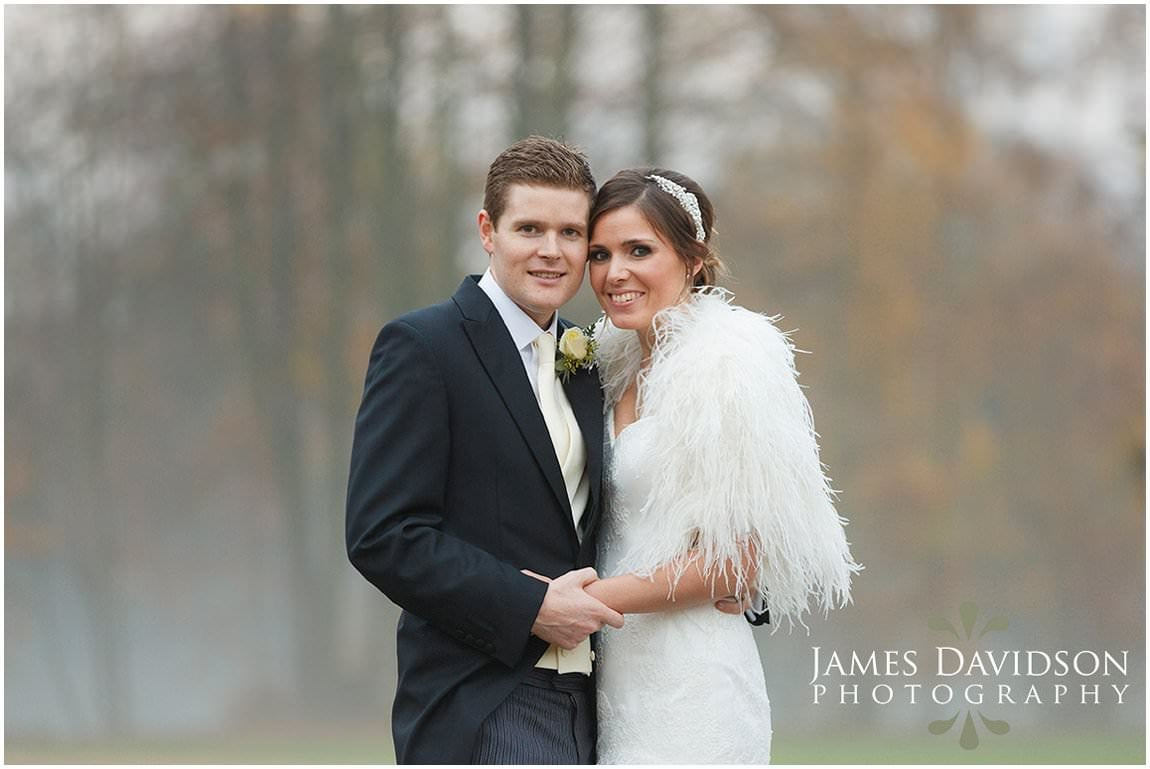 hengrave autumn wedding