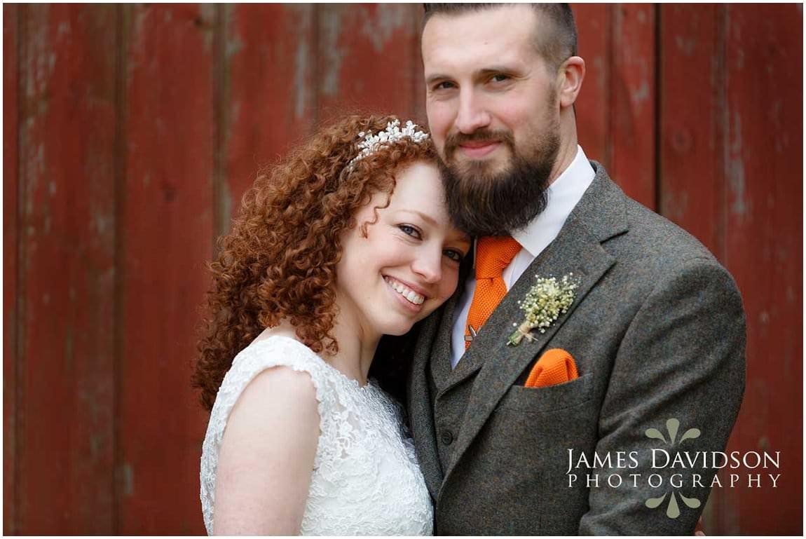 South Farm spring wedding