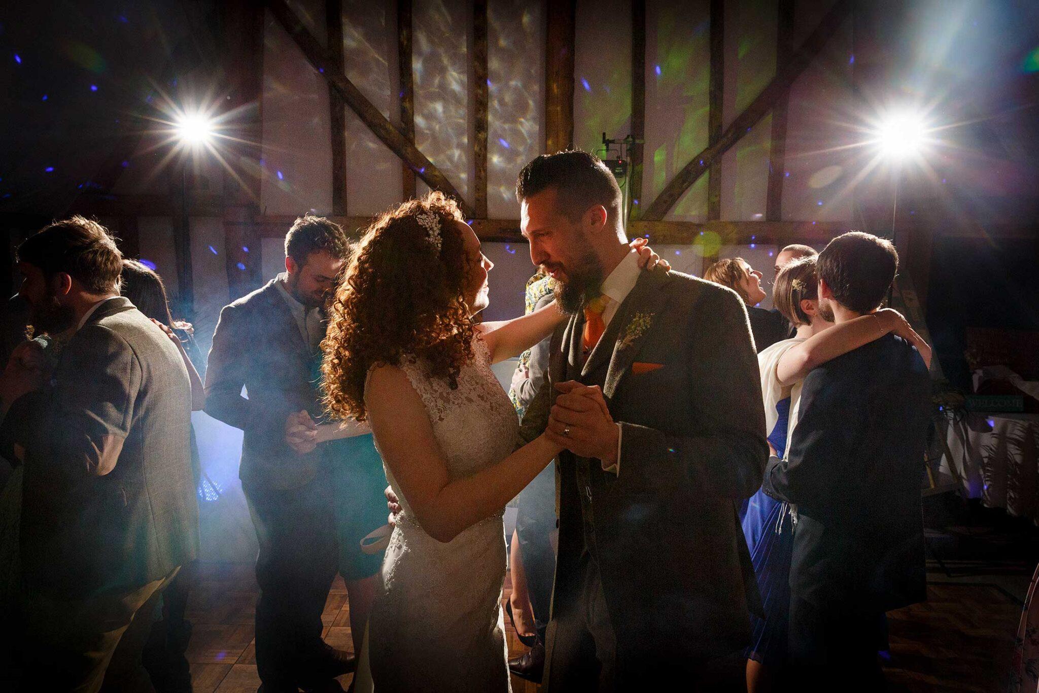 South Farm spring wedding of Ellie & Lee