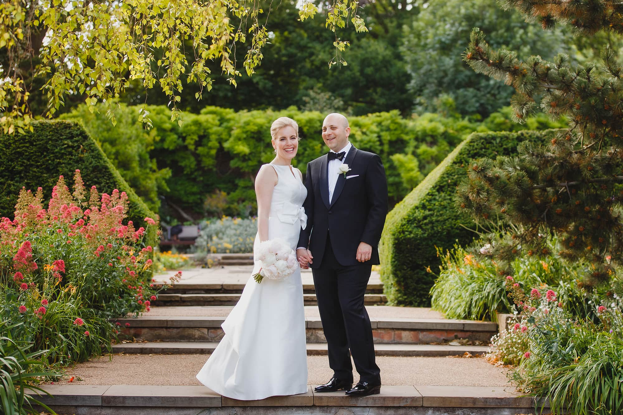 Belvedere wedding photography of Venetia and Jeremie