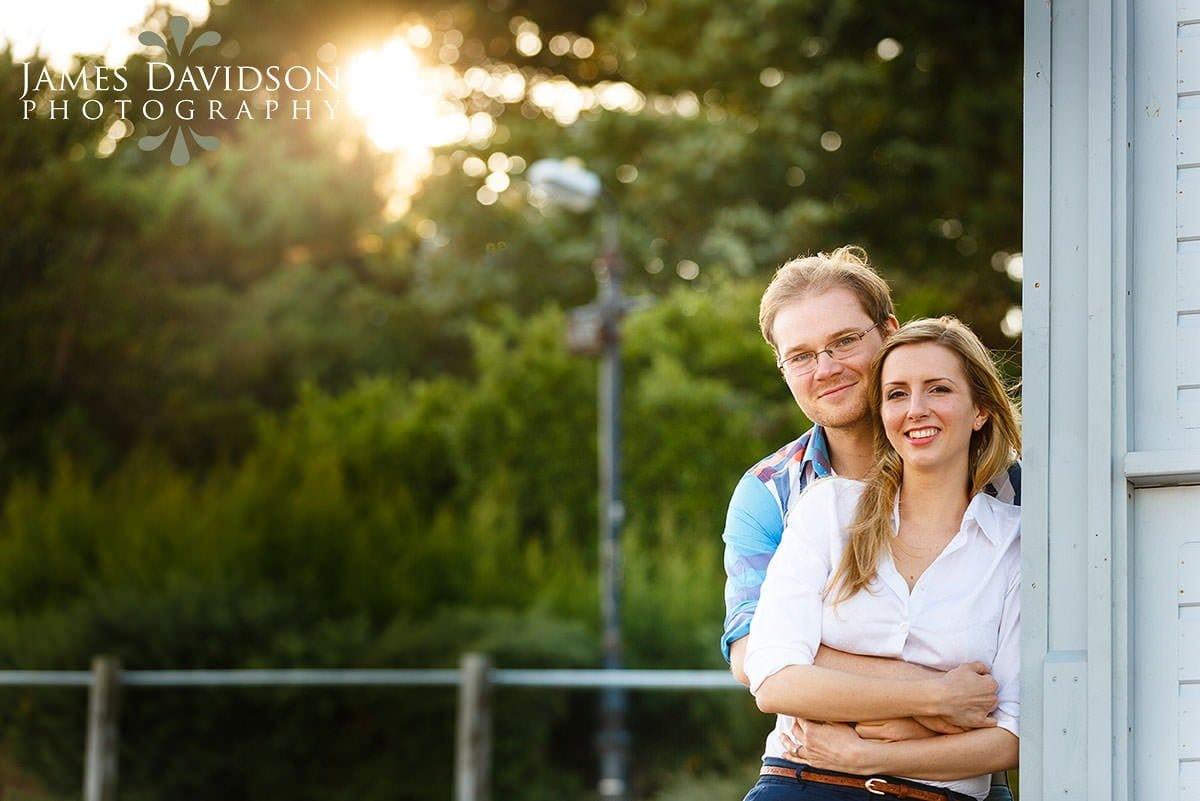 Essex engagement photos