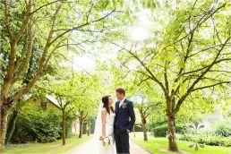 South Farm summer wedding