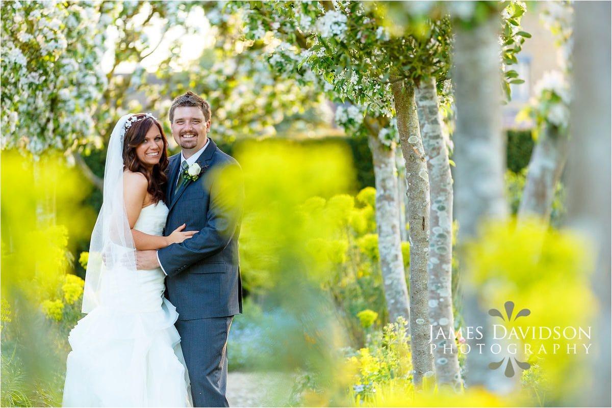 Loseley wedding