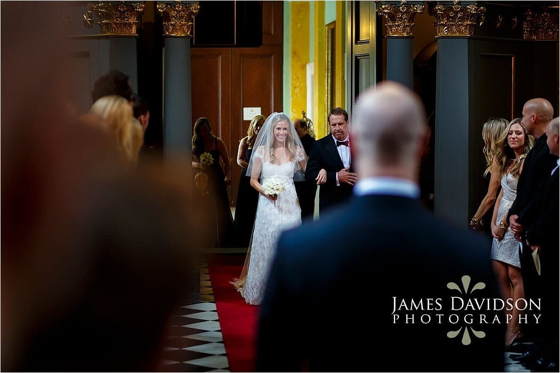 Brompton Oratory wedding photos