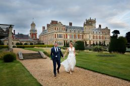 Somerleyton Weddding photographer