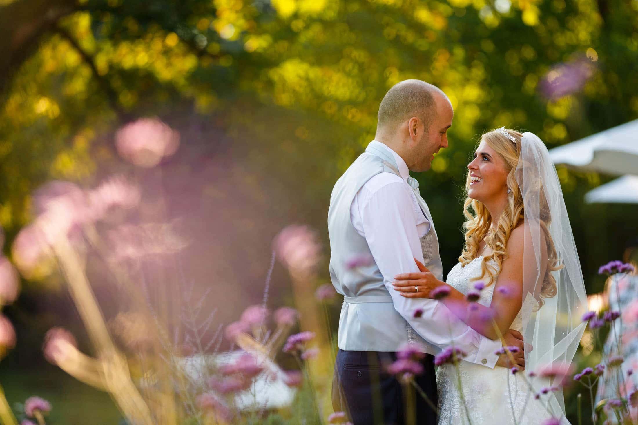 Cowley Manor wedding photography of Lucy & Matt