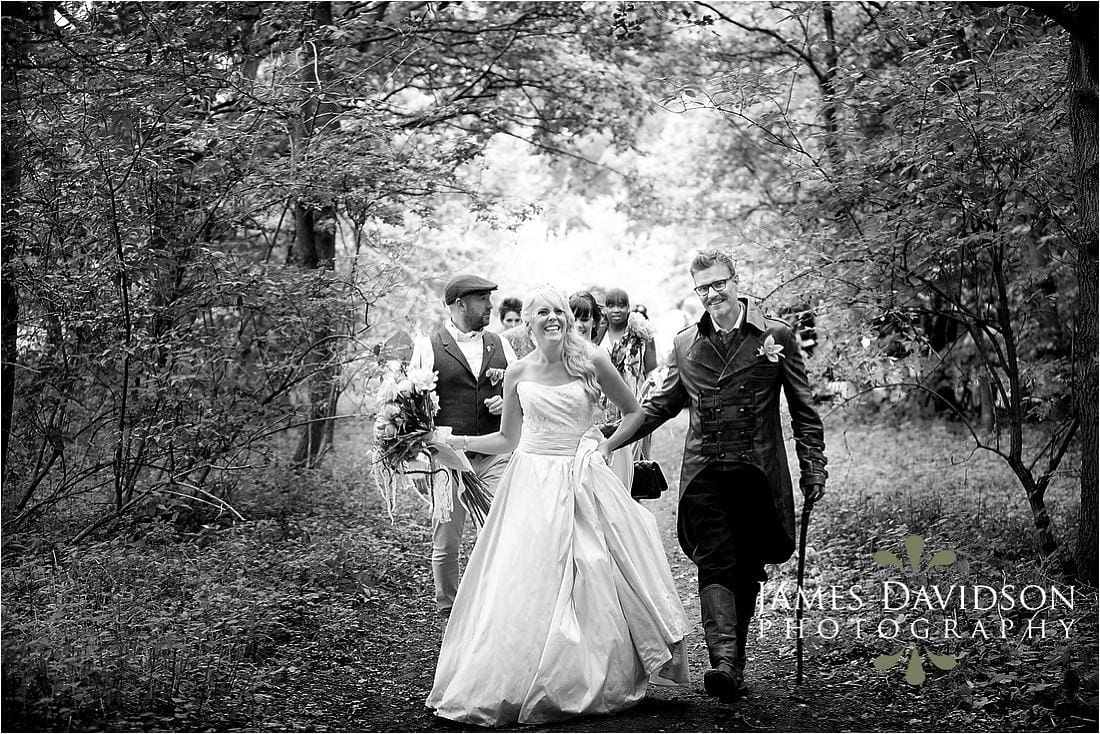 steam punk wedding photographer