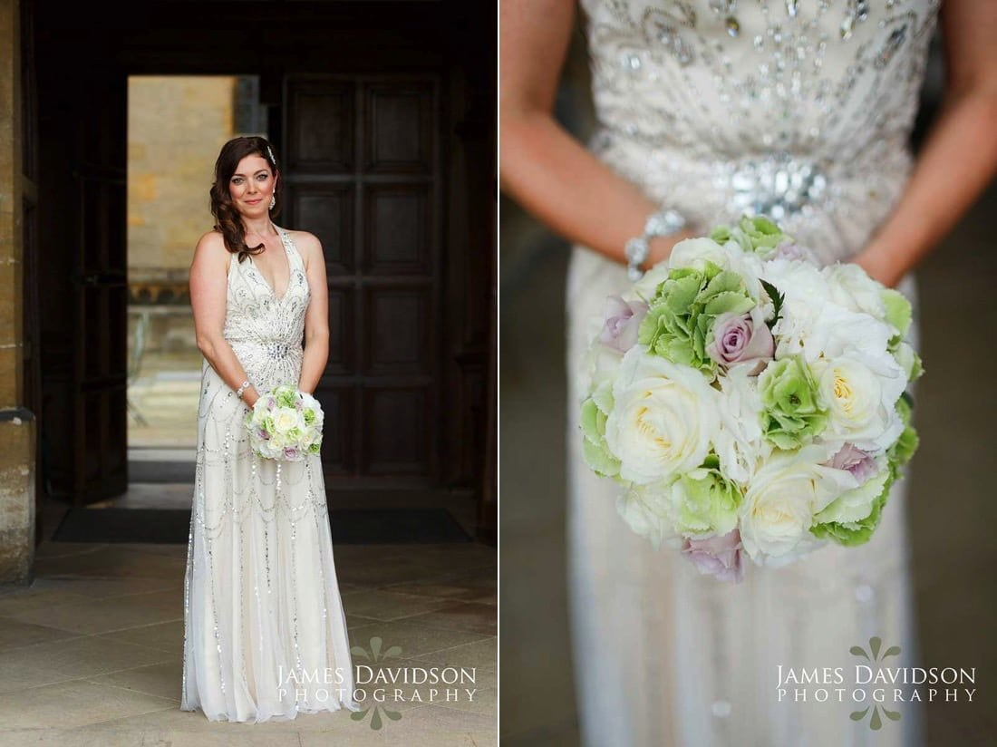 Hengrave Hall summer wedding