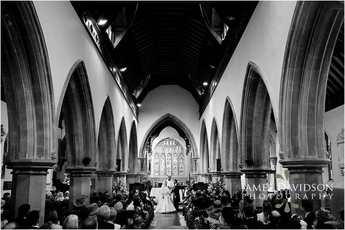 bray church wedding