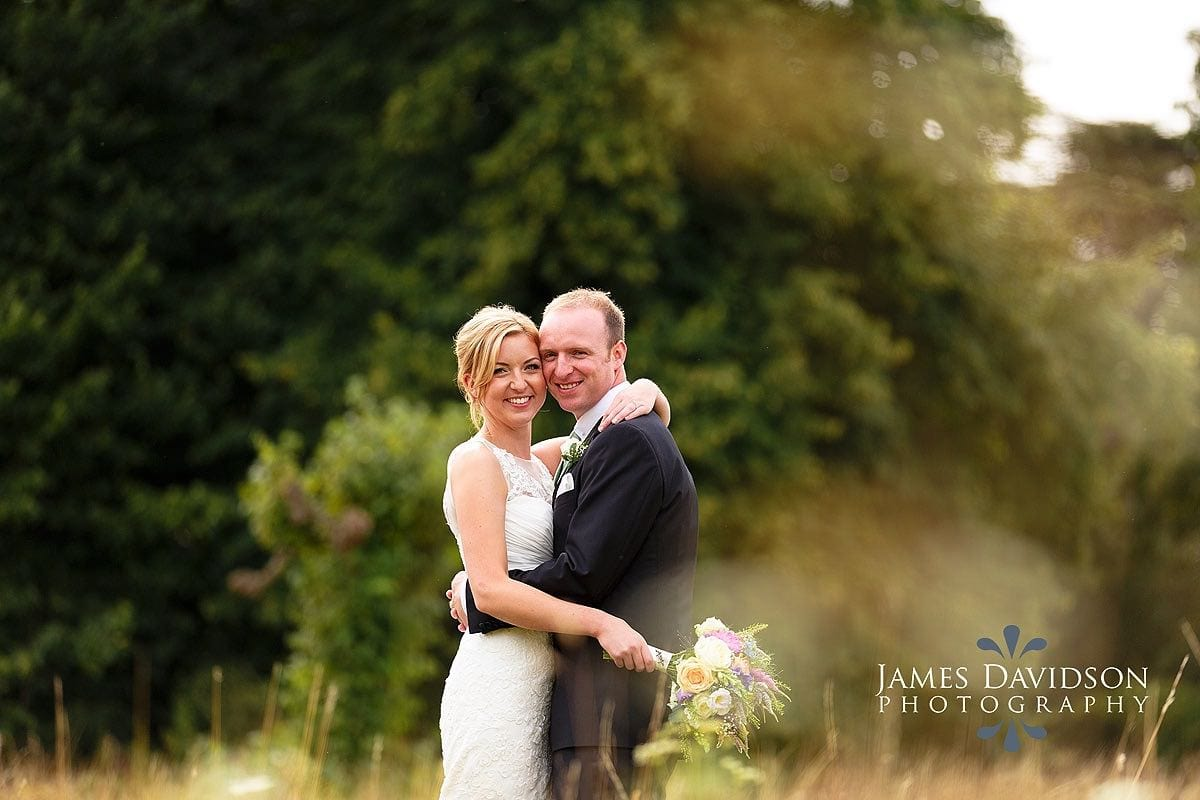 Hengrave wedding photography