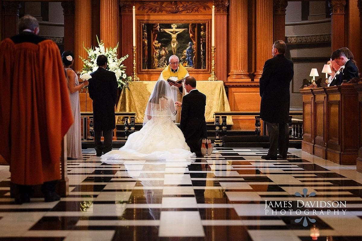 st brides wedding