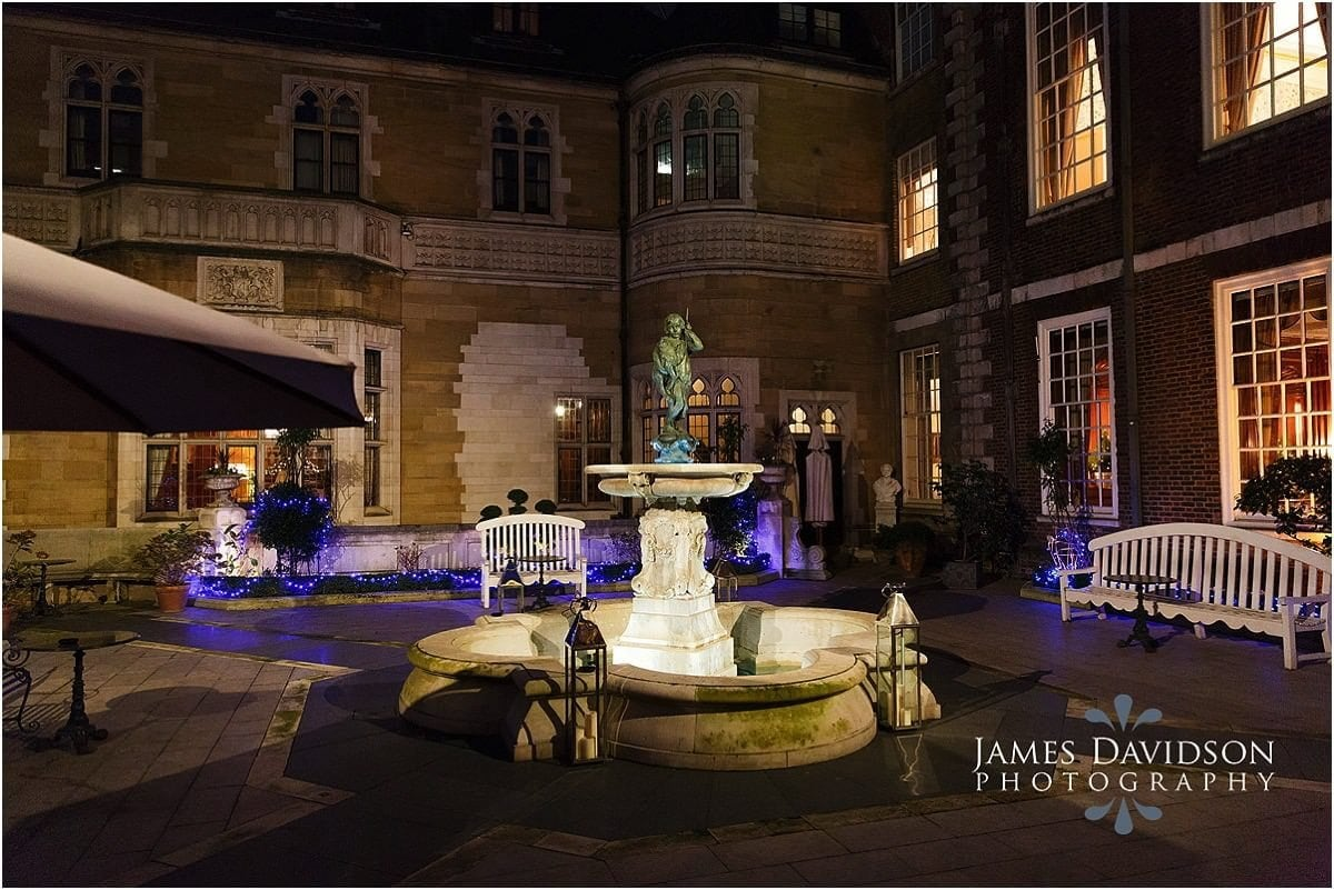 Merchant Taylors Hall wedding