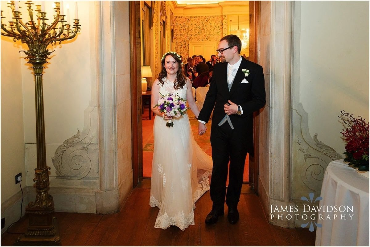 merchant taylors hall winter wedding