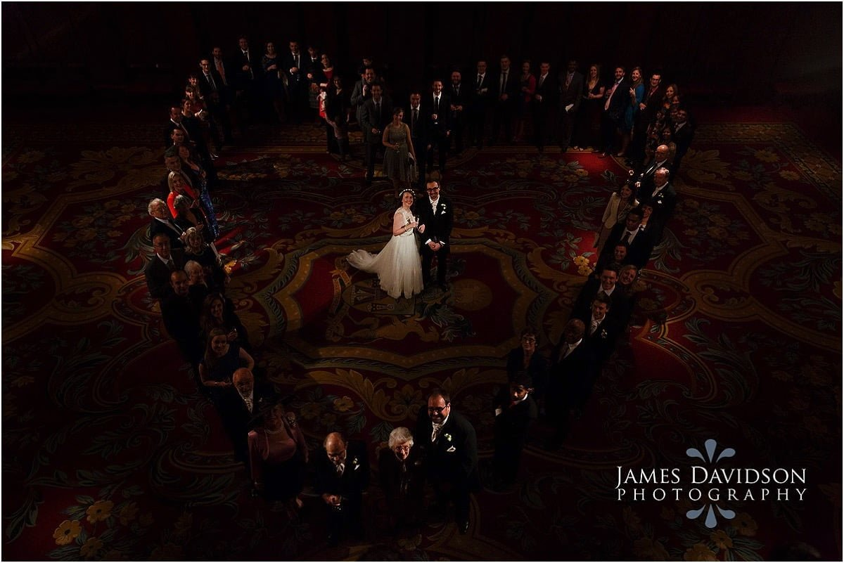 Merchant Taylors Hall wedding photography