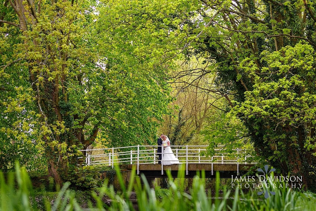 Notley Abbey spring weddings