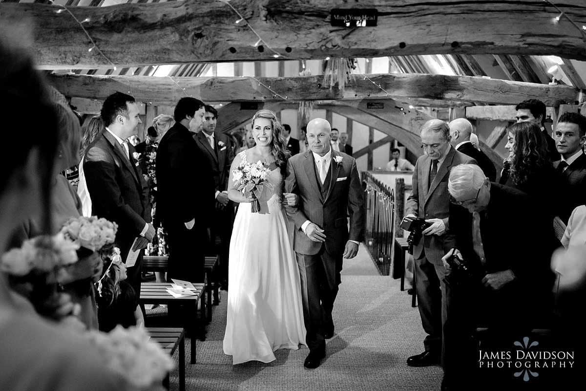 Moreves Barn Wedding photographer
