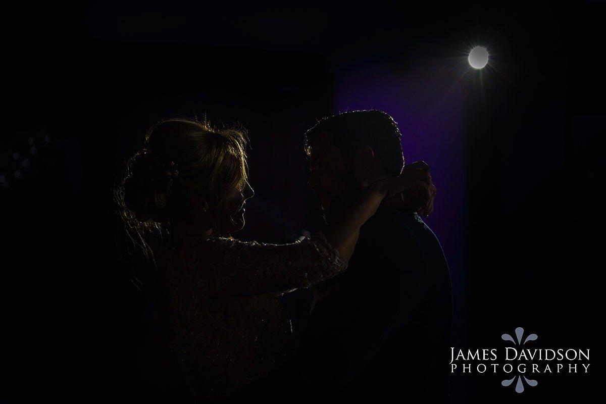 maidens barn wedding first dance