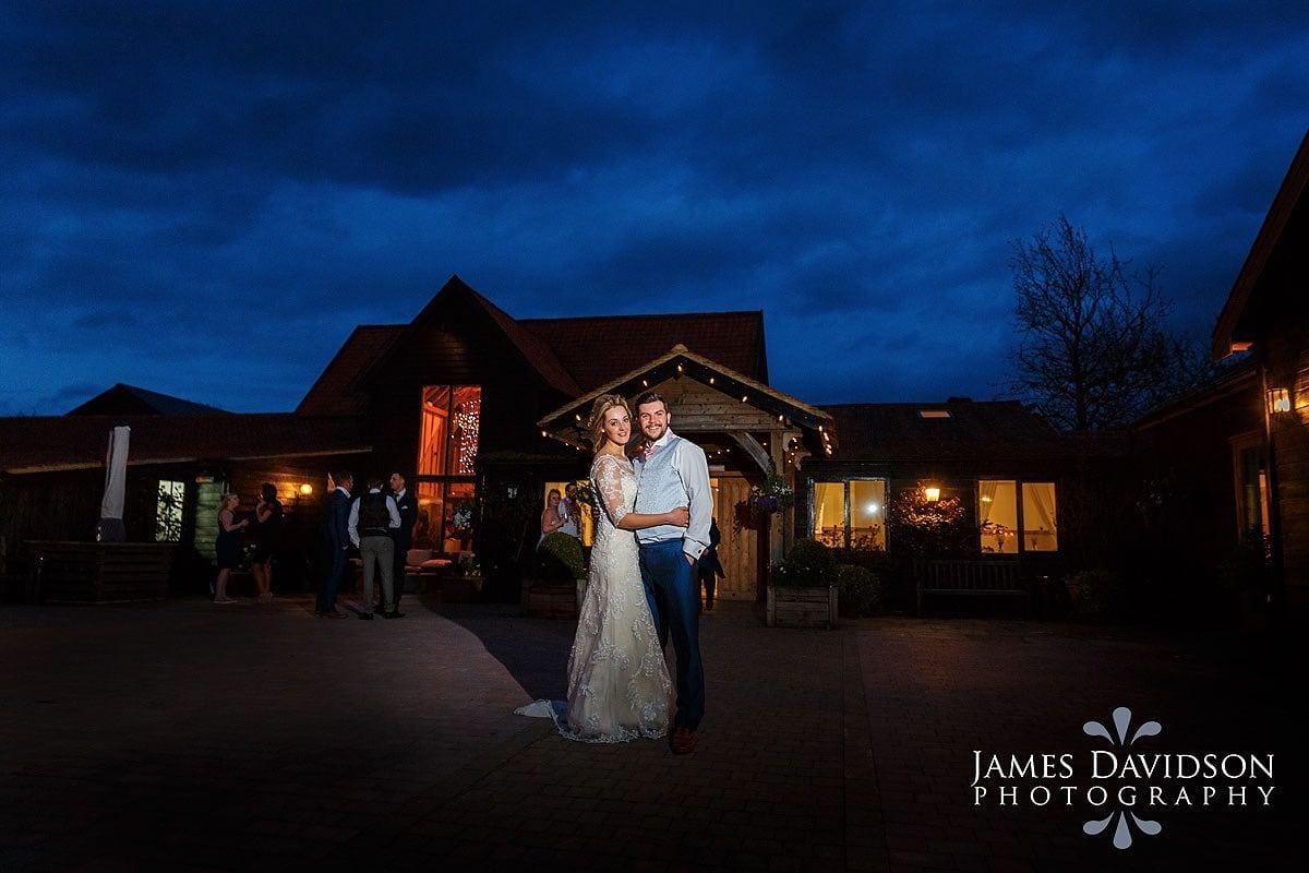 maidens barn wedding
