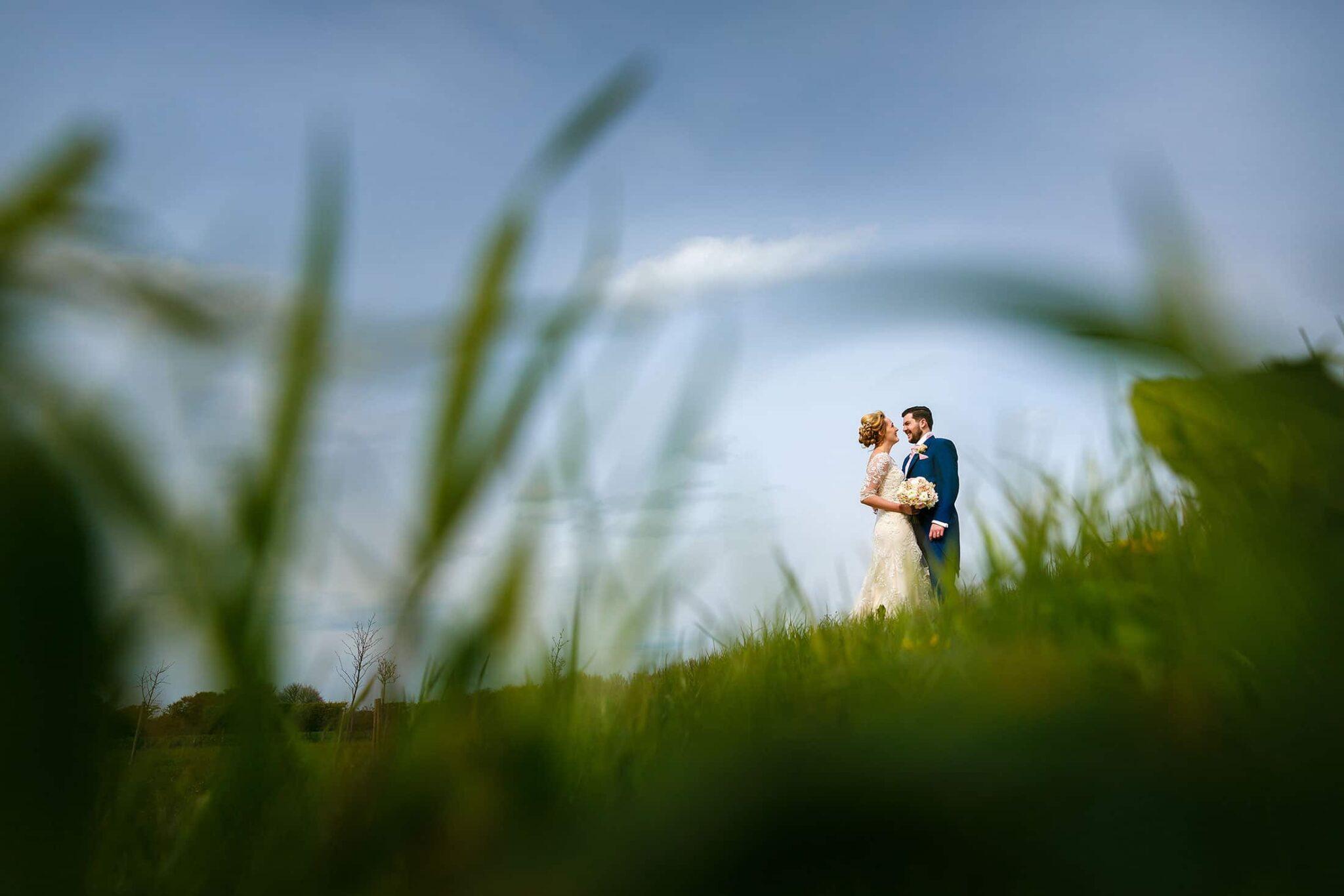 MAIDENS BARN WEDDING OF VANESSA & JAMES