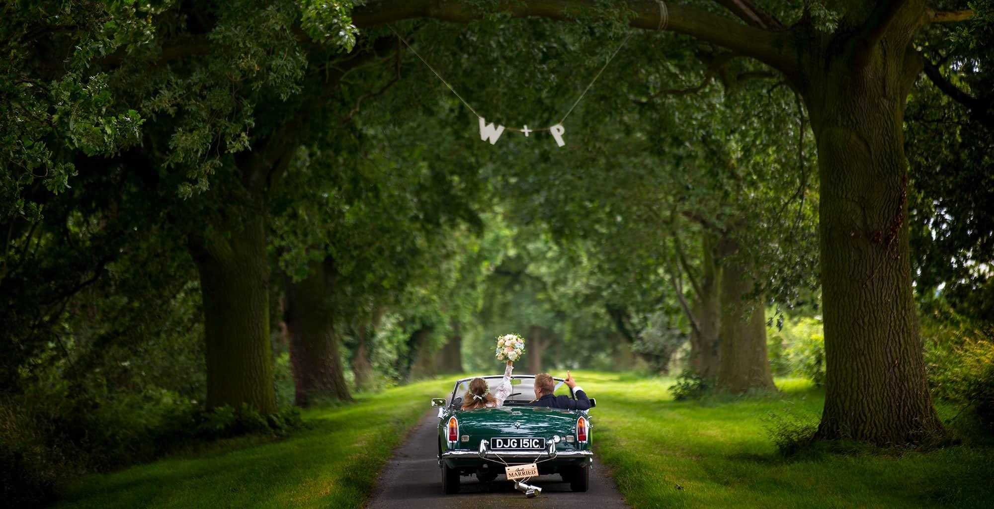 Suffolk farm wedding