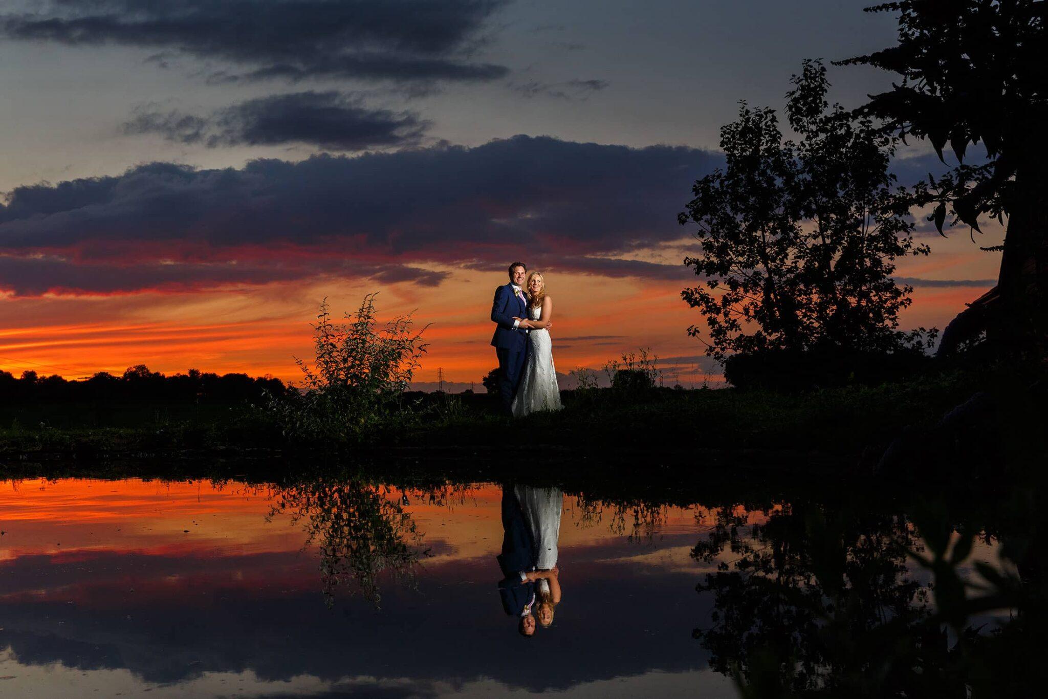 Barrandov Opera wedding photography of Kate & Ryan