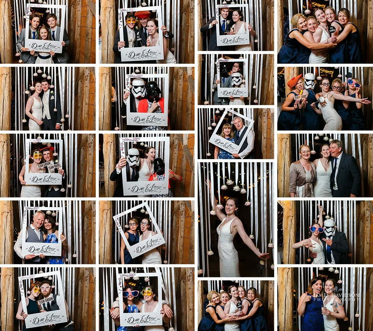 long barn photo booth