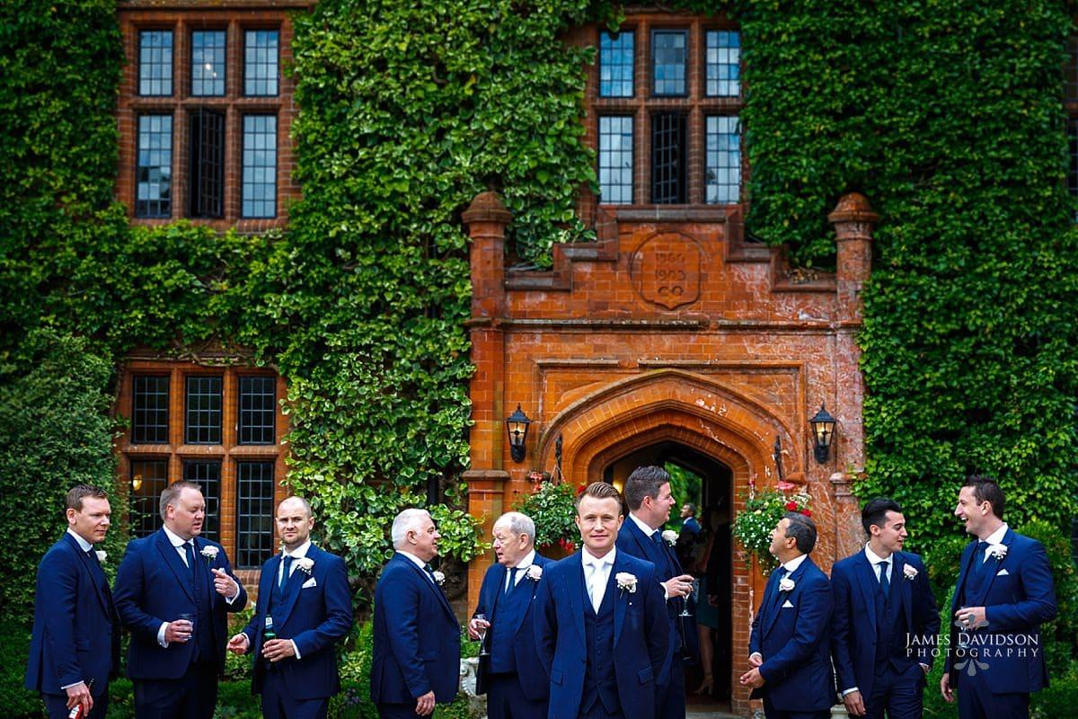 Wedding photography Woodhall Manor