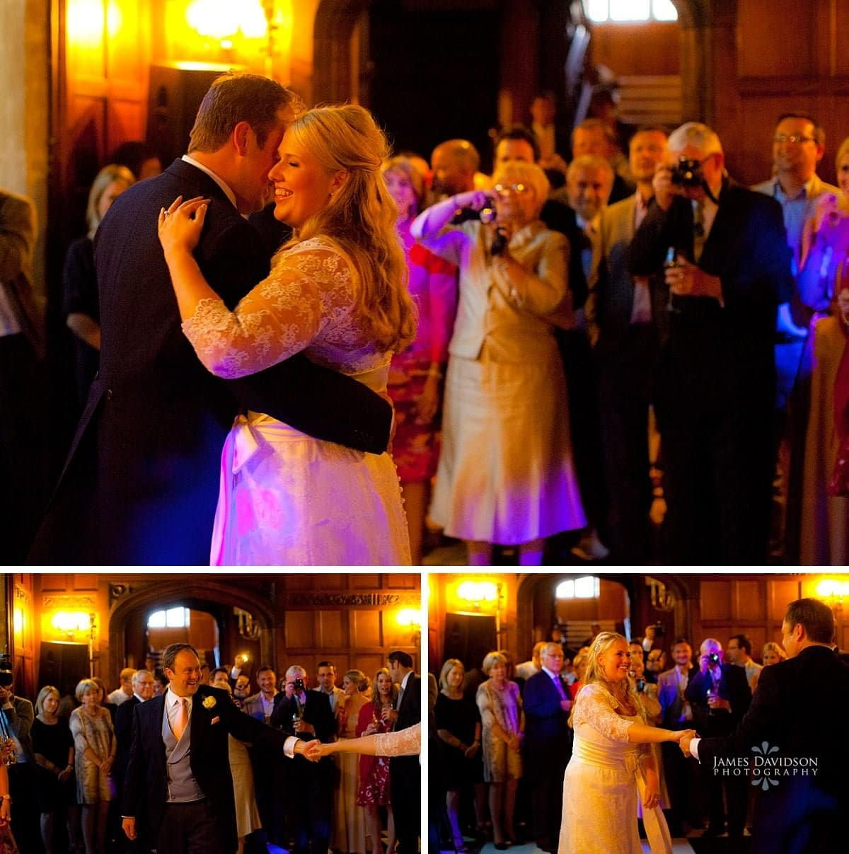 first dance at hengrave hall