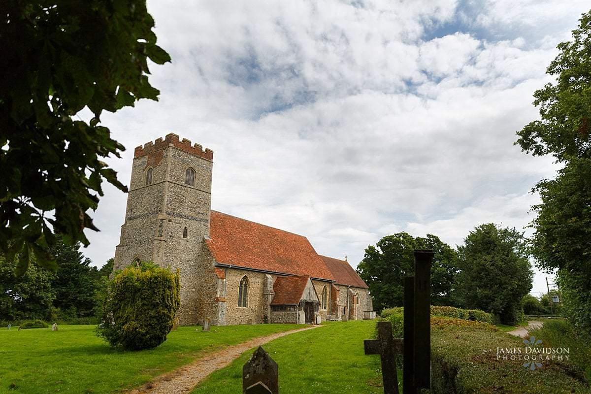 Newton Green Church