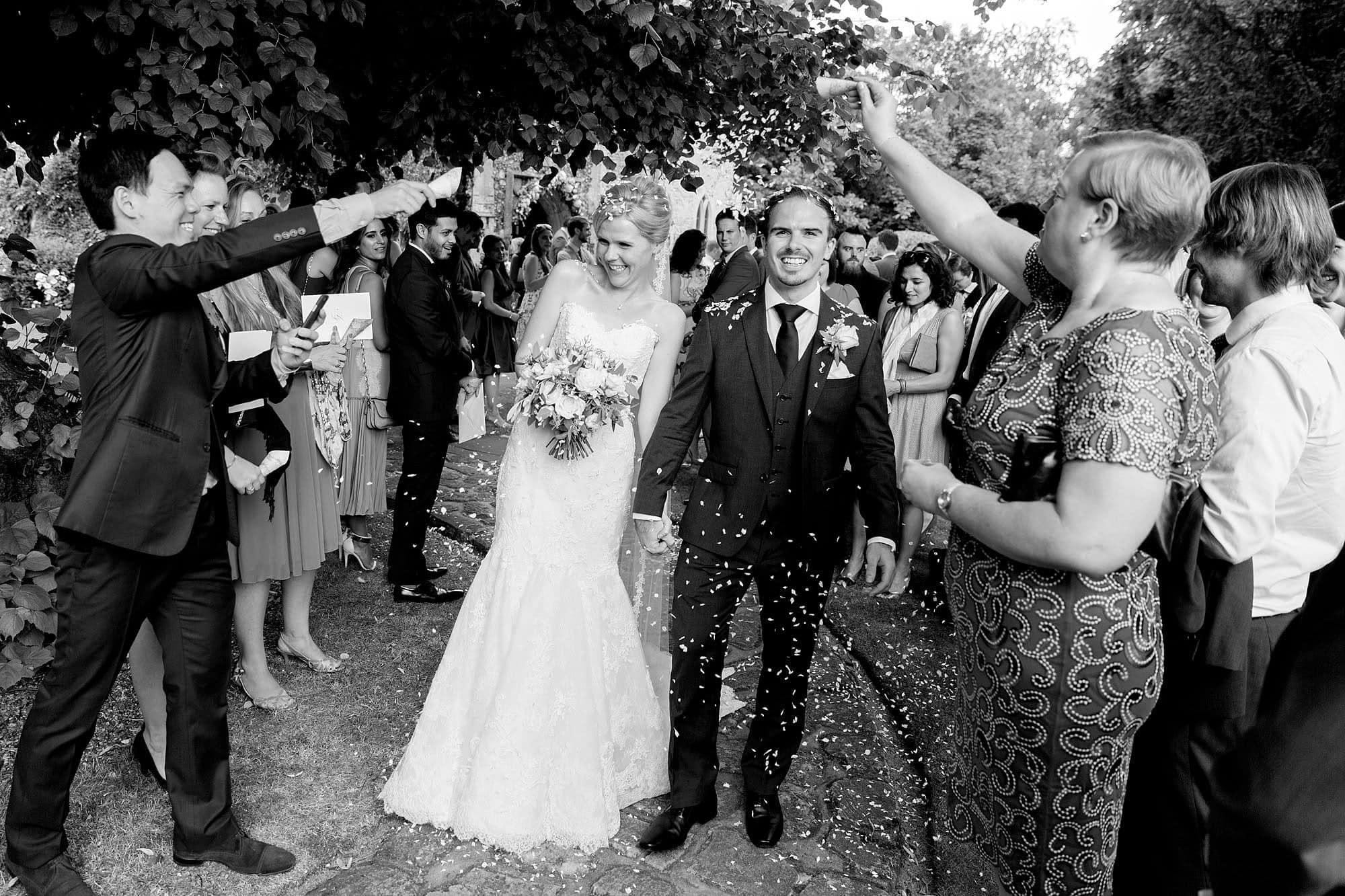 summer wedding hengrave