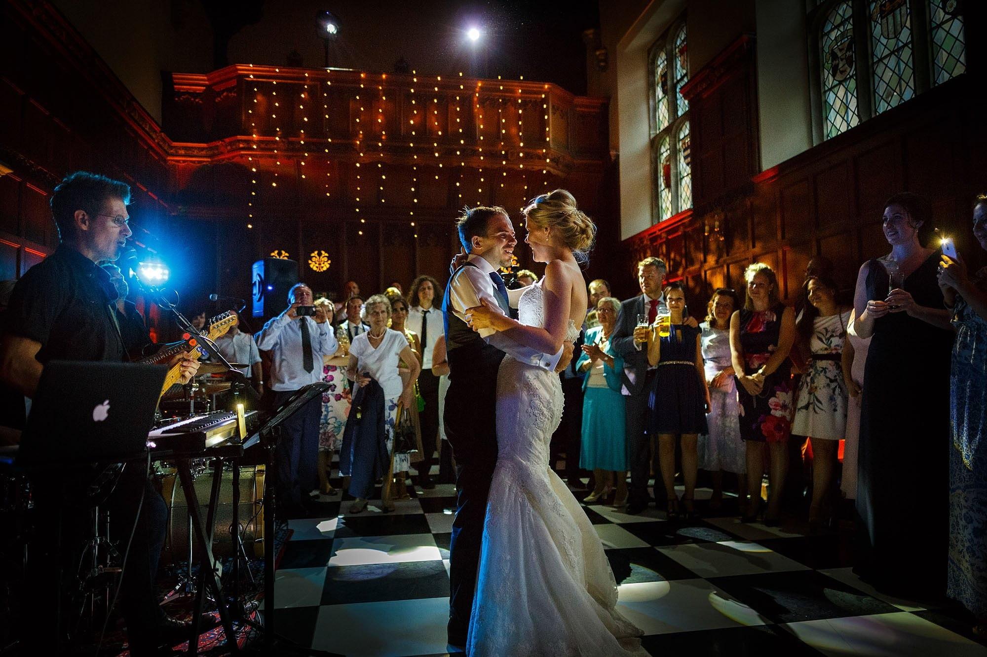 best hengrave wedding first dance