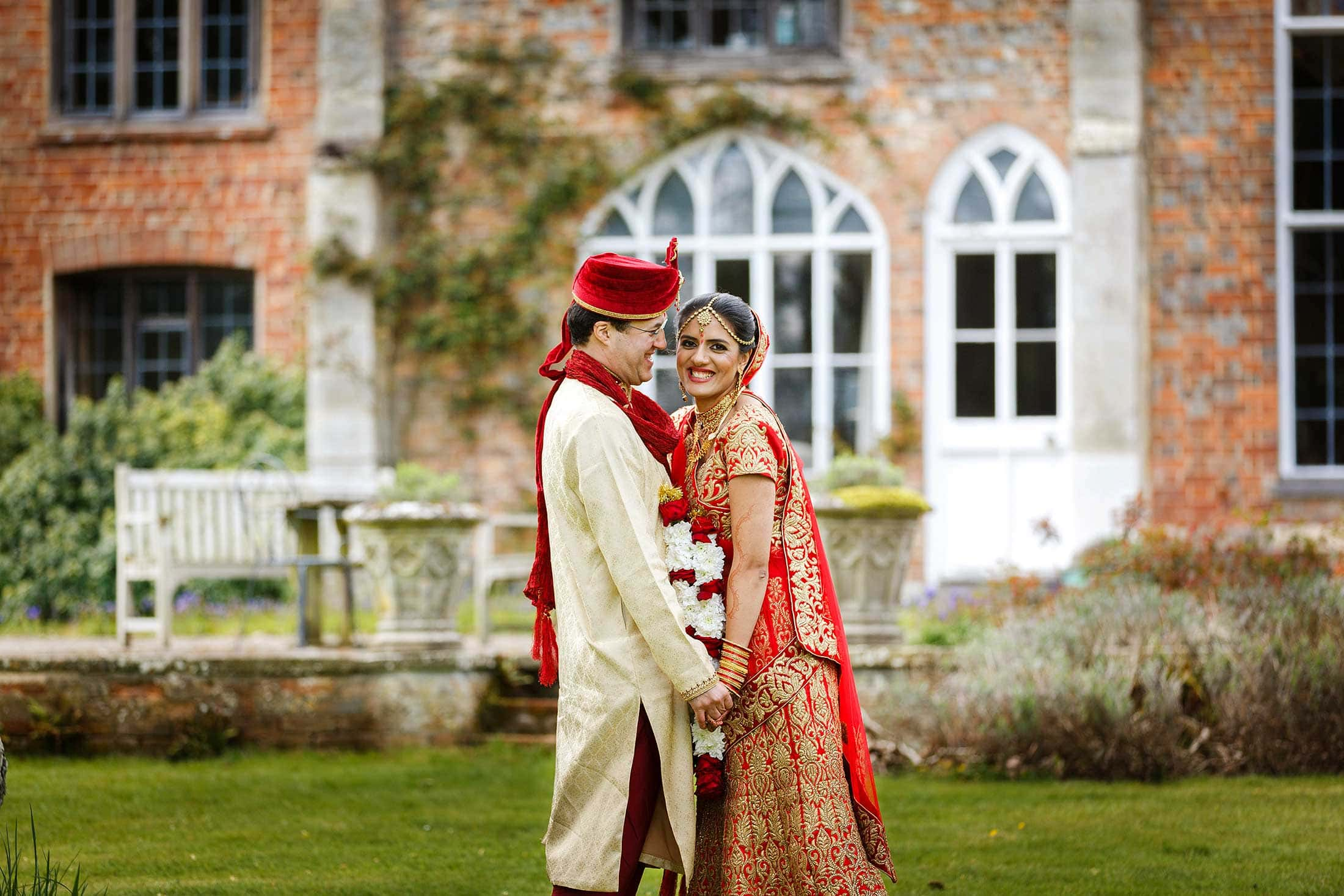 Nether Winchendon wedding of Nikki & Michael