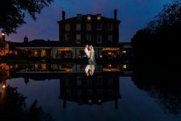 riverside hotel wedding photographer