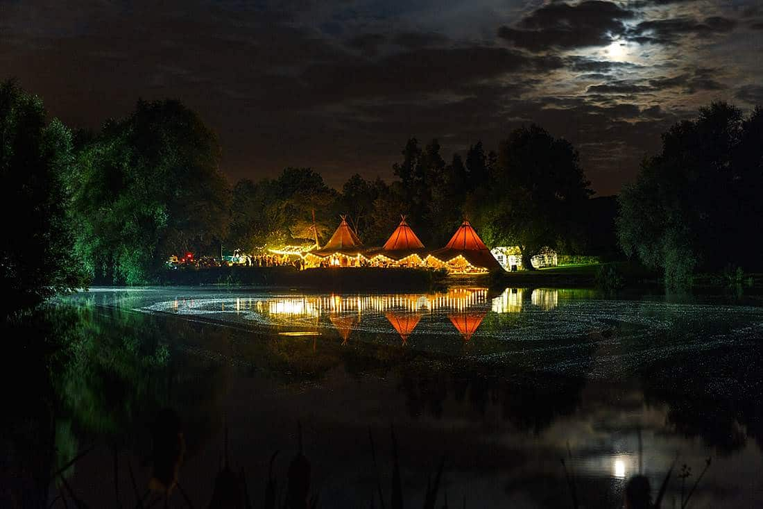 Suffolk tipi wedding photography