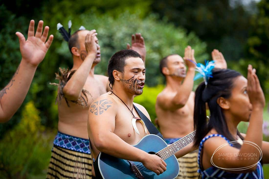 maori dancers for weddings