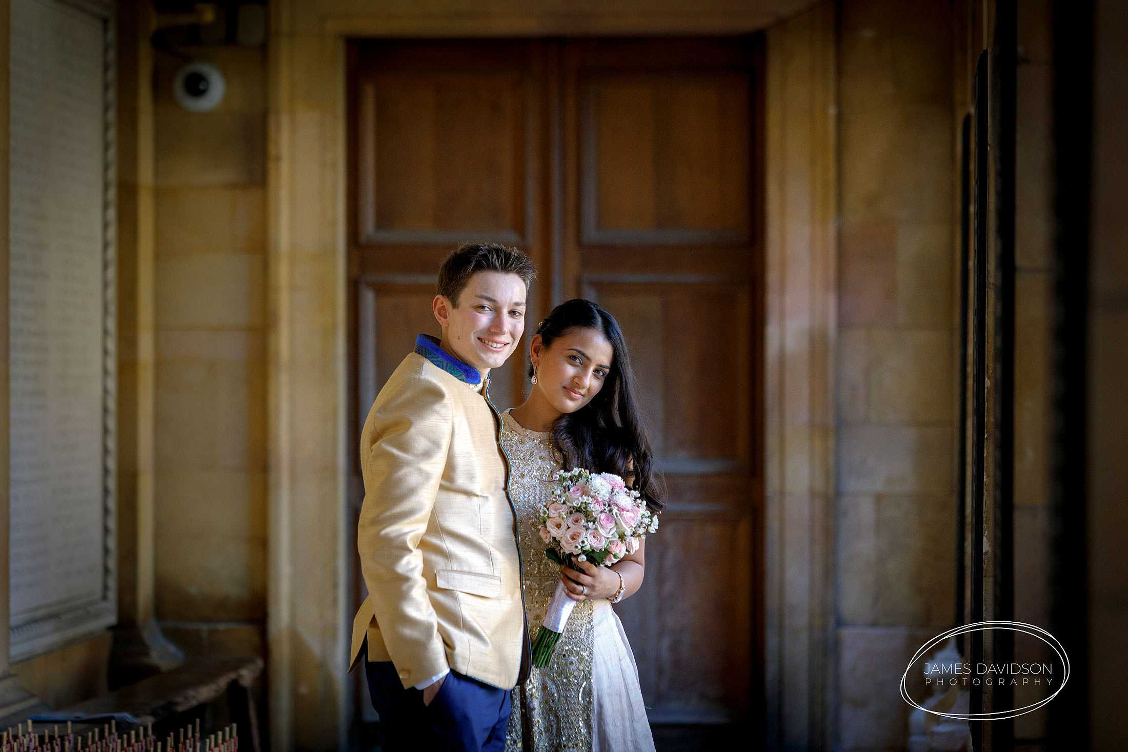 Pembroke College wedding photography