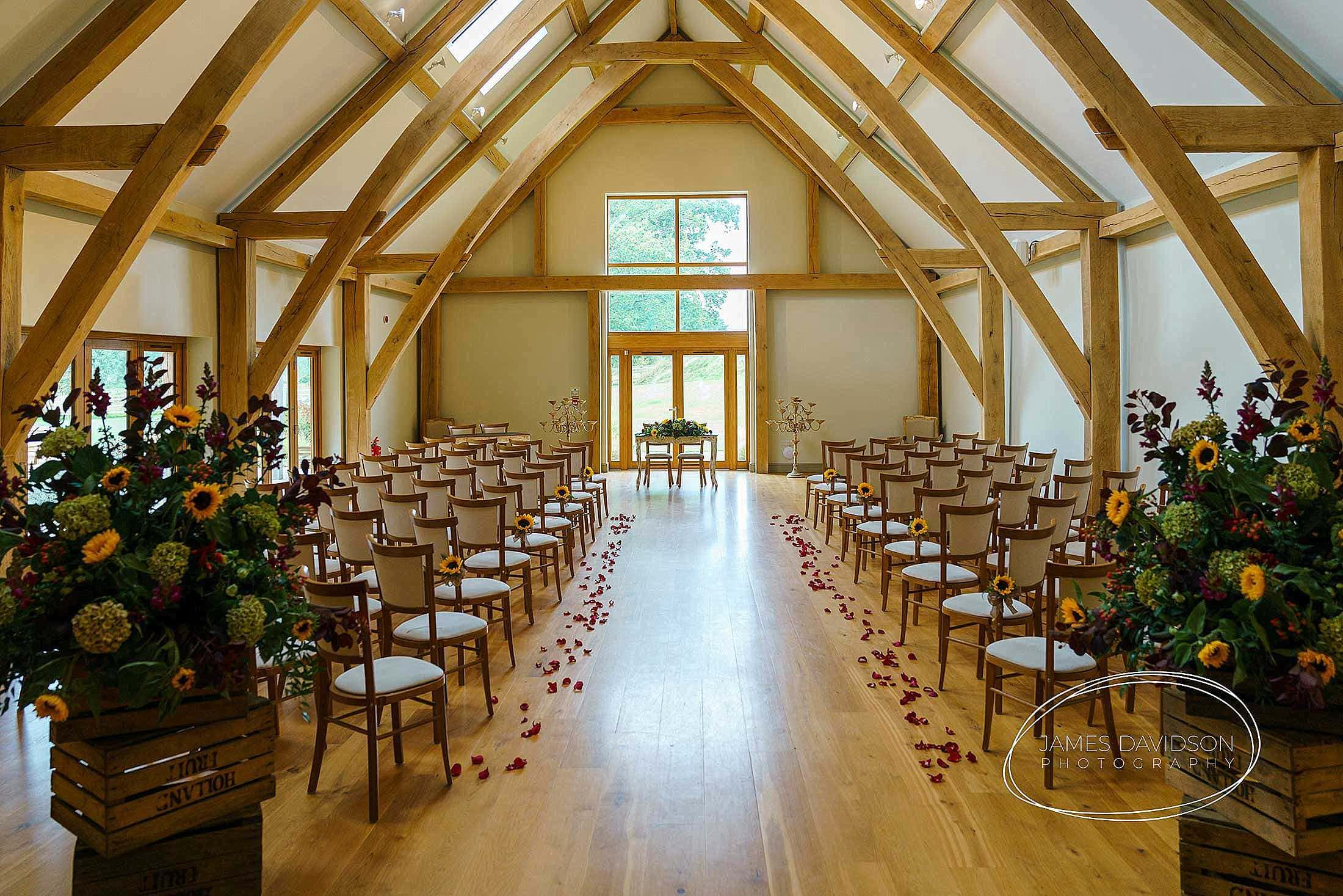 Easton Grange wedding photography
