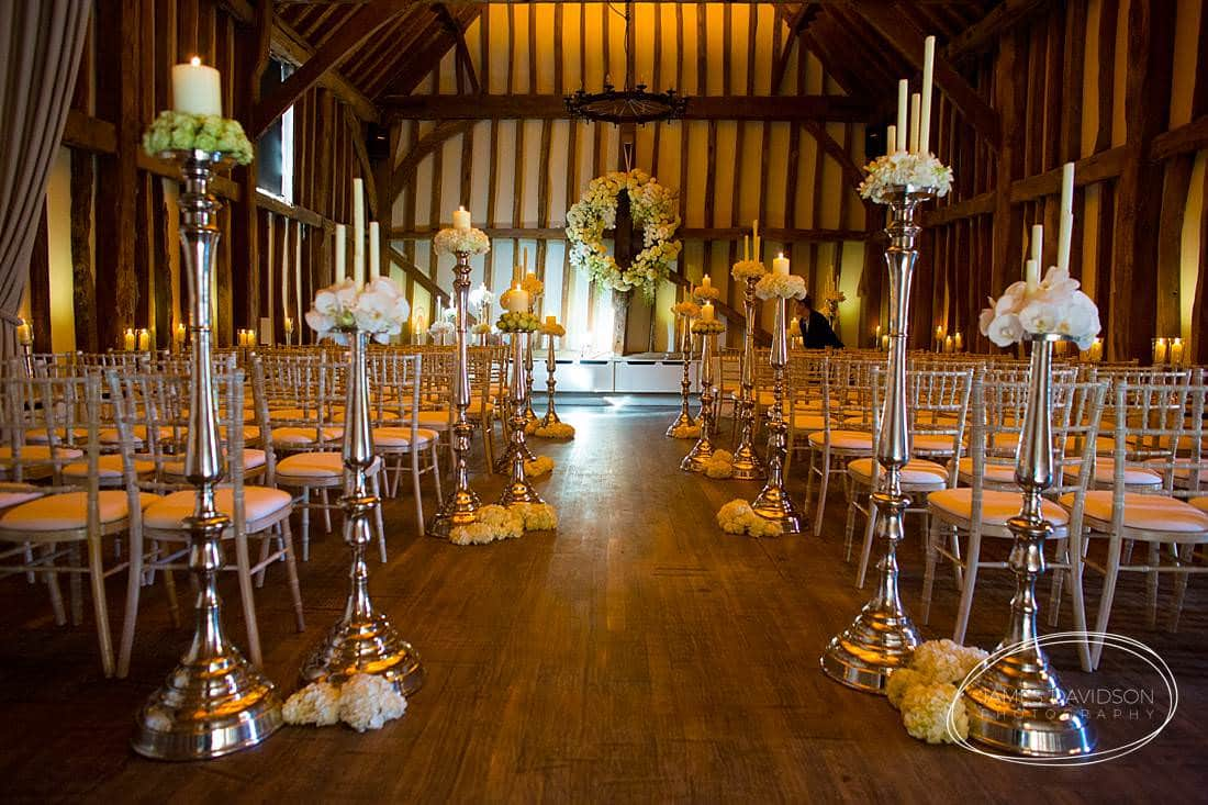 Olde Bell Hurley wedding