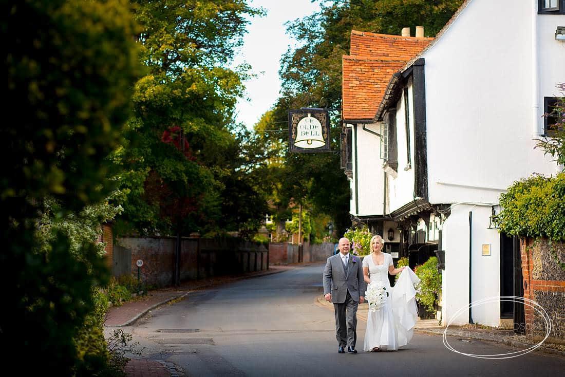 Olde Bell wedding photography