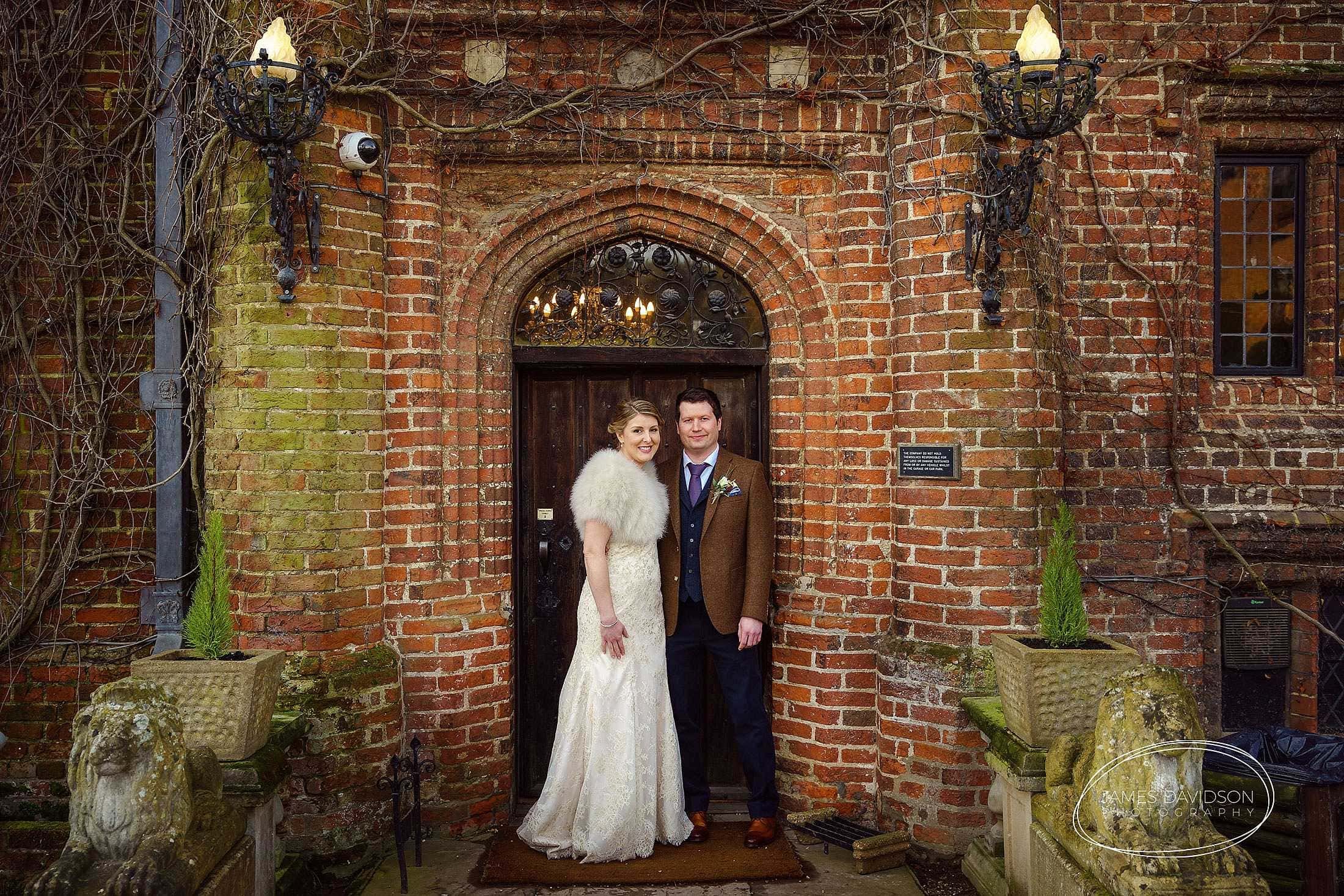 Seckford Hall wedding photographer