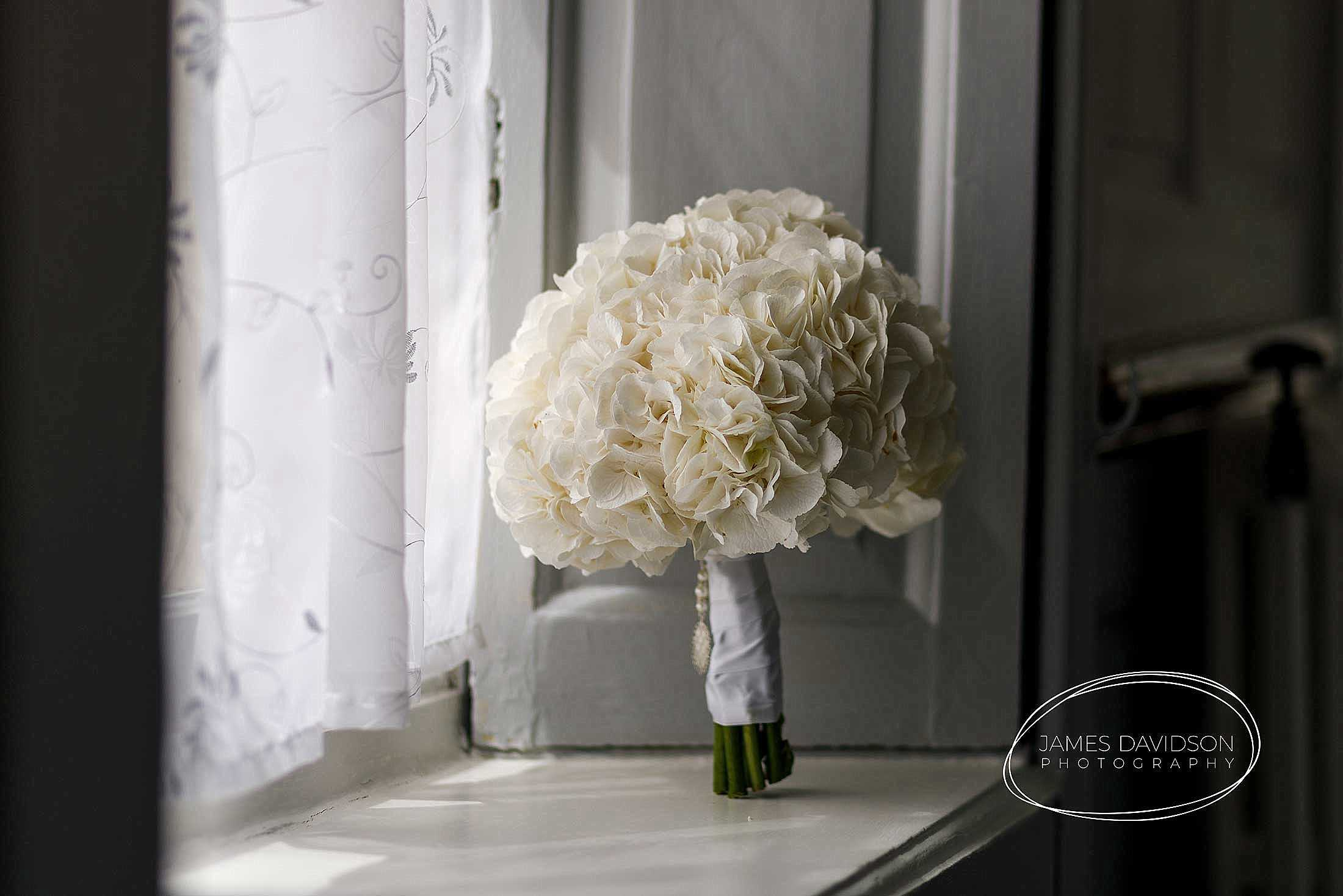 Gosfield wedding bouquet
