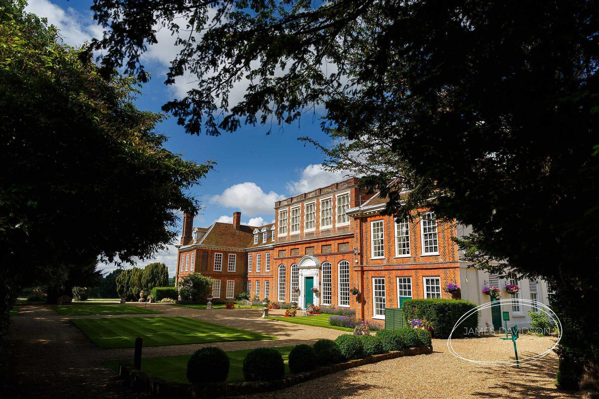 Gosfield Hall
