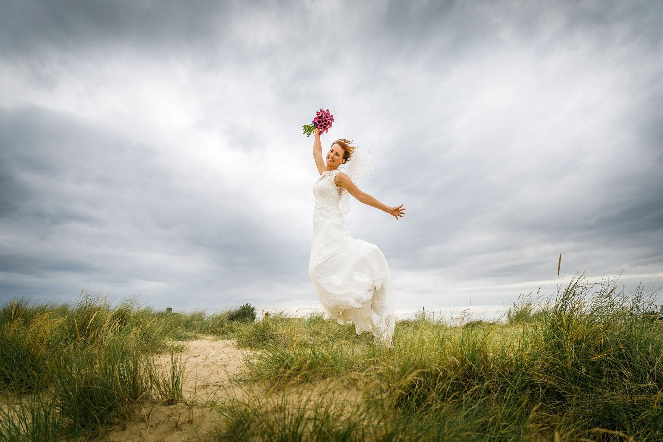 Walberswick wedding photography
