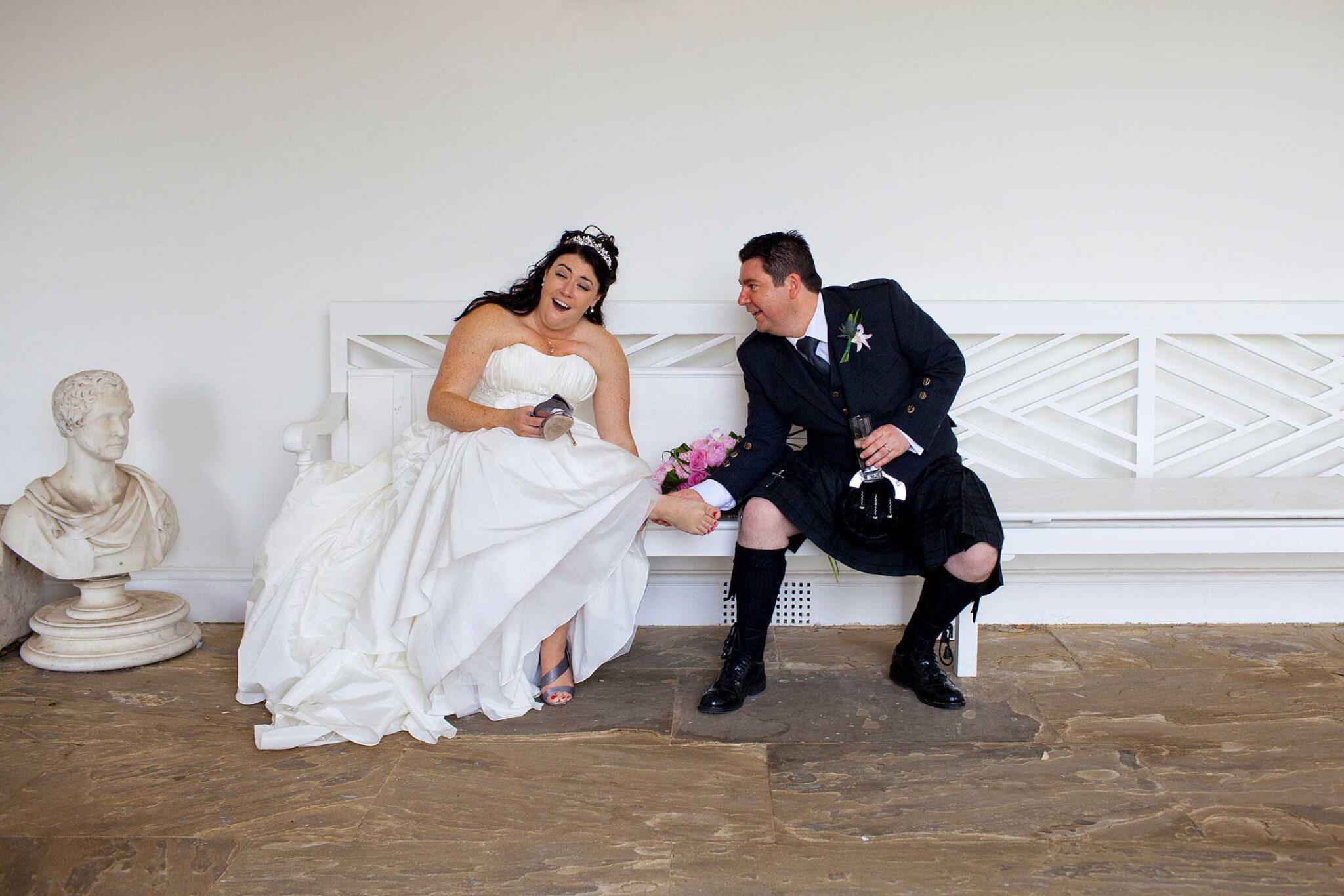 London wedding at Syon Park