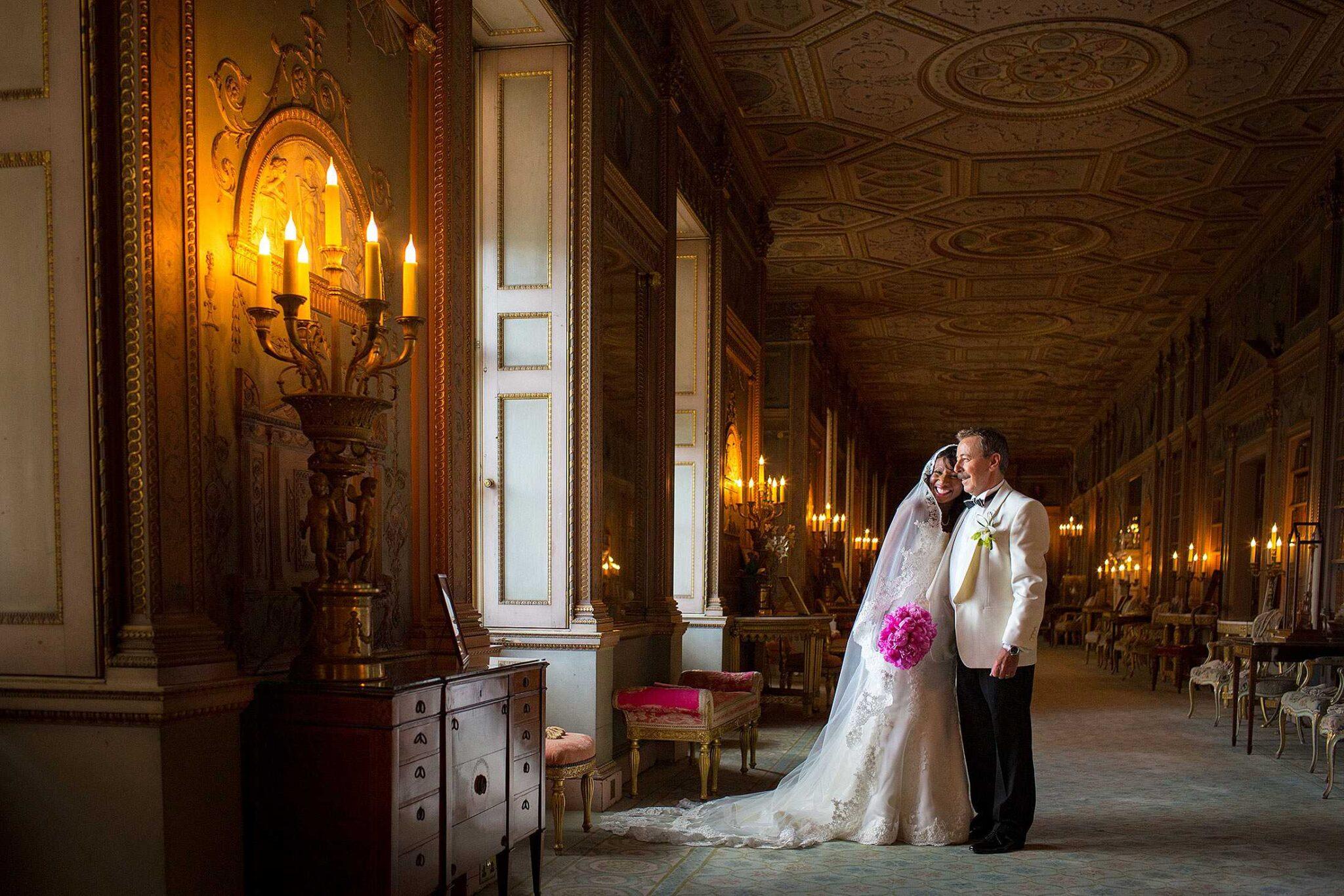 SYON PARK WEDDING PHOTOS OF GLORIA AND LUIGI