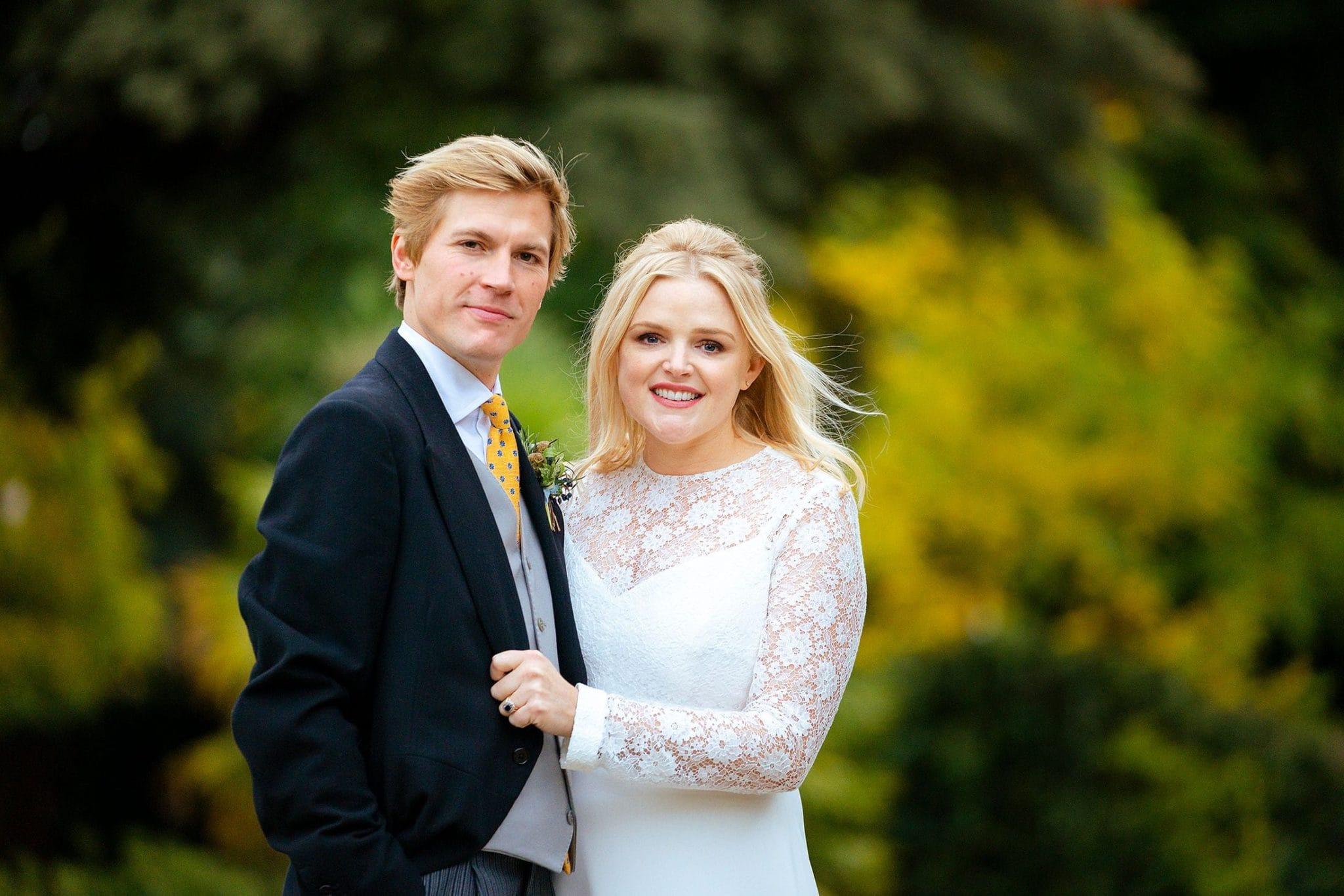 Syon Park wedding photography | Lizzie & Tom