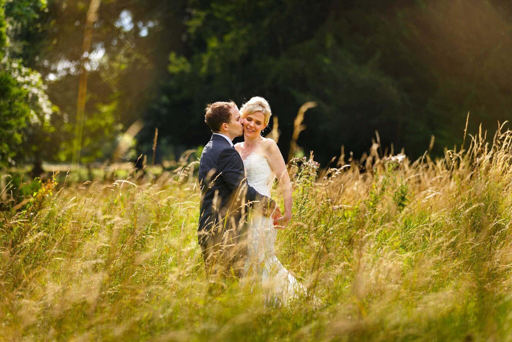 Hengrave wedding photographer | Louise & Alex