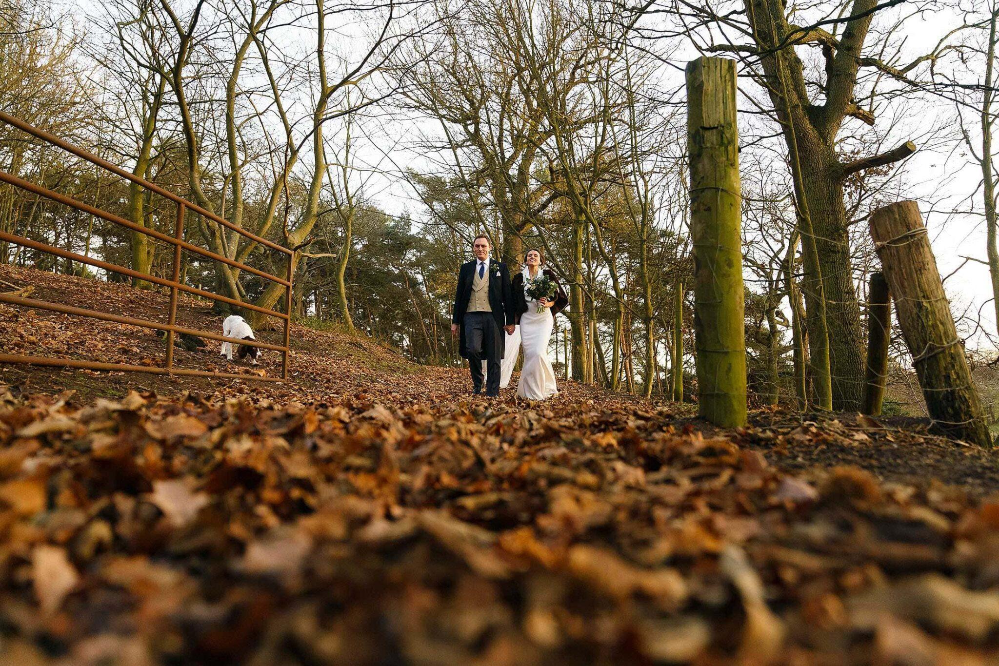 Henham Park wedding
