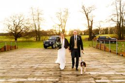 Henham Park wedding